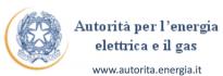 autorità per l'energia elettrica e il gas